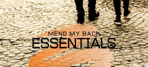 Mend My Back Essentials Program - Mend My Back Official